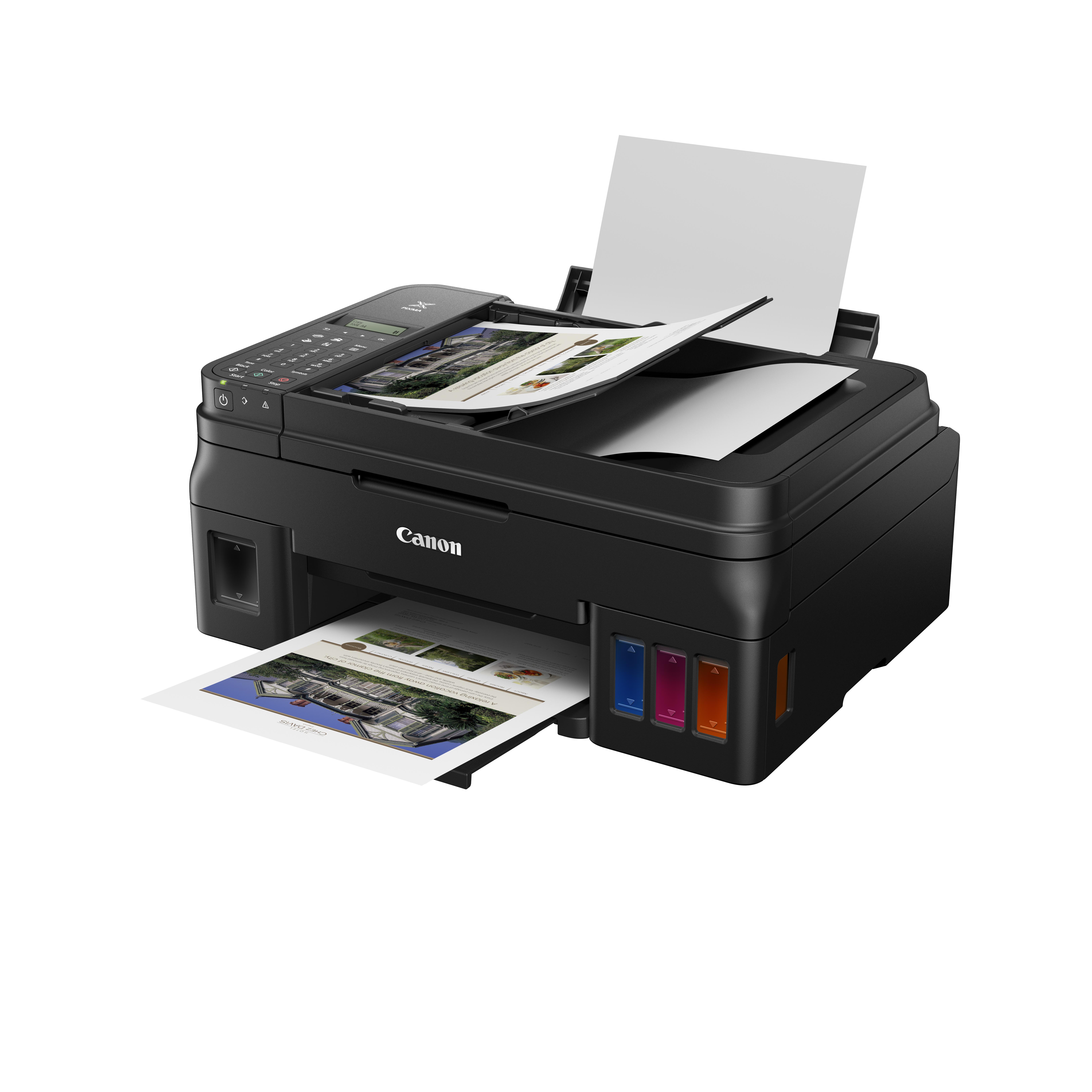 Inkjet Printers - PIXMA G4010 - Canon Malaysia