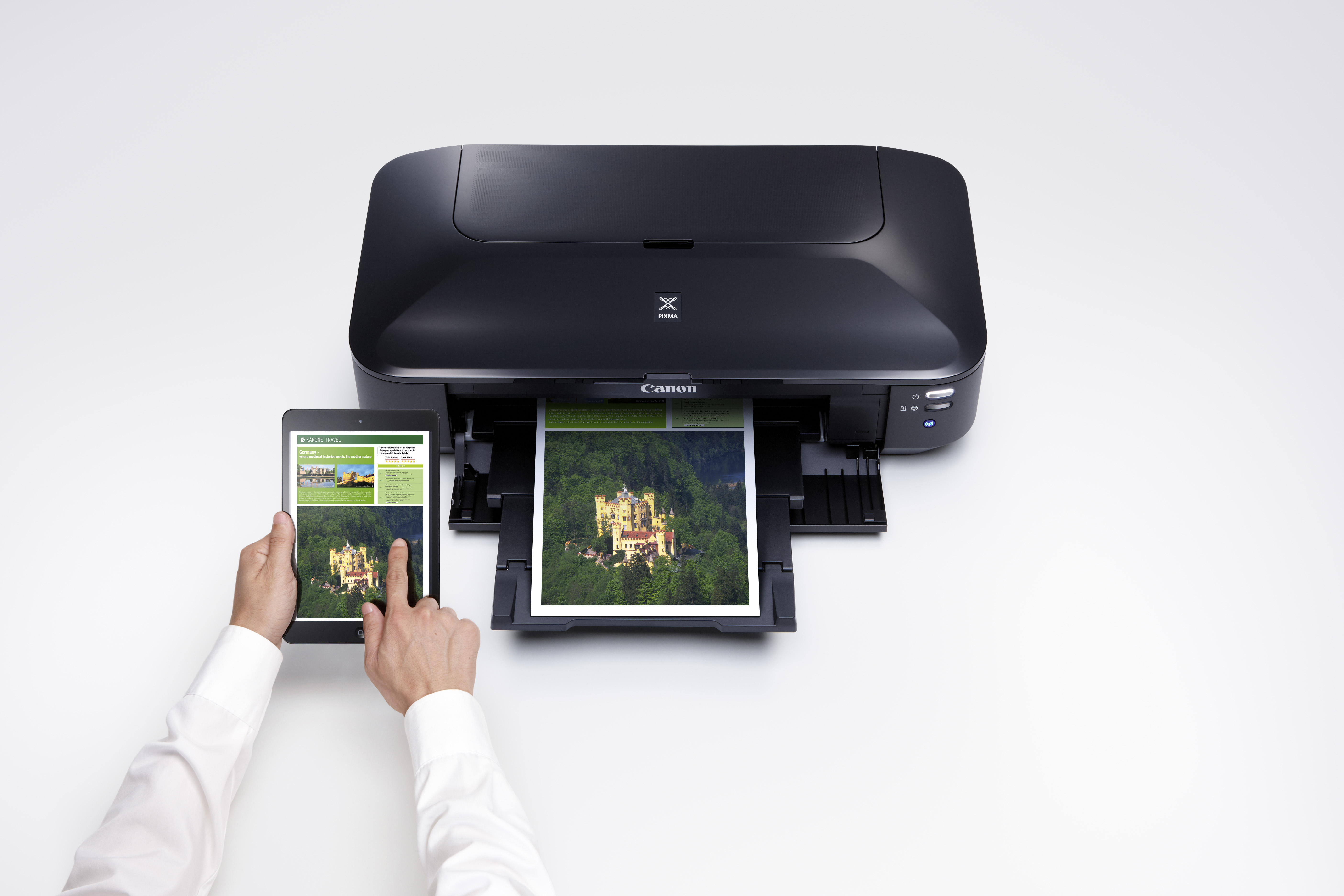 Mobile and Cloud Printing
