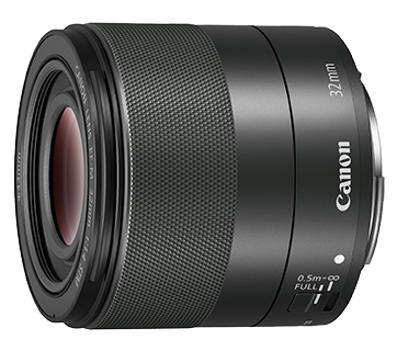 Canon EF-M32mm f1.4 STM