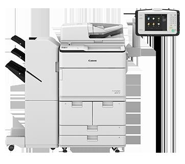 imageRUNNER ADVANCE 8505 III Series