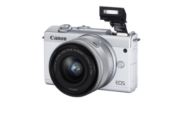 Expand Your Creative Horizons With The The New Canon EOS M200