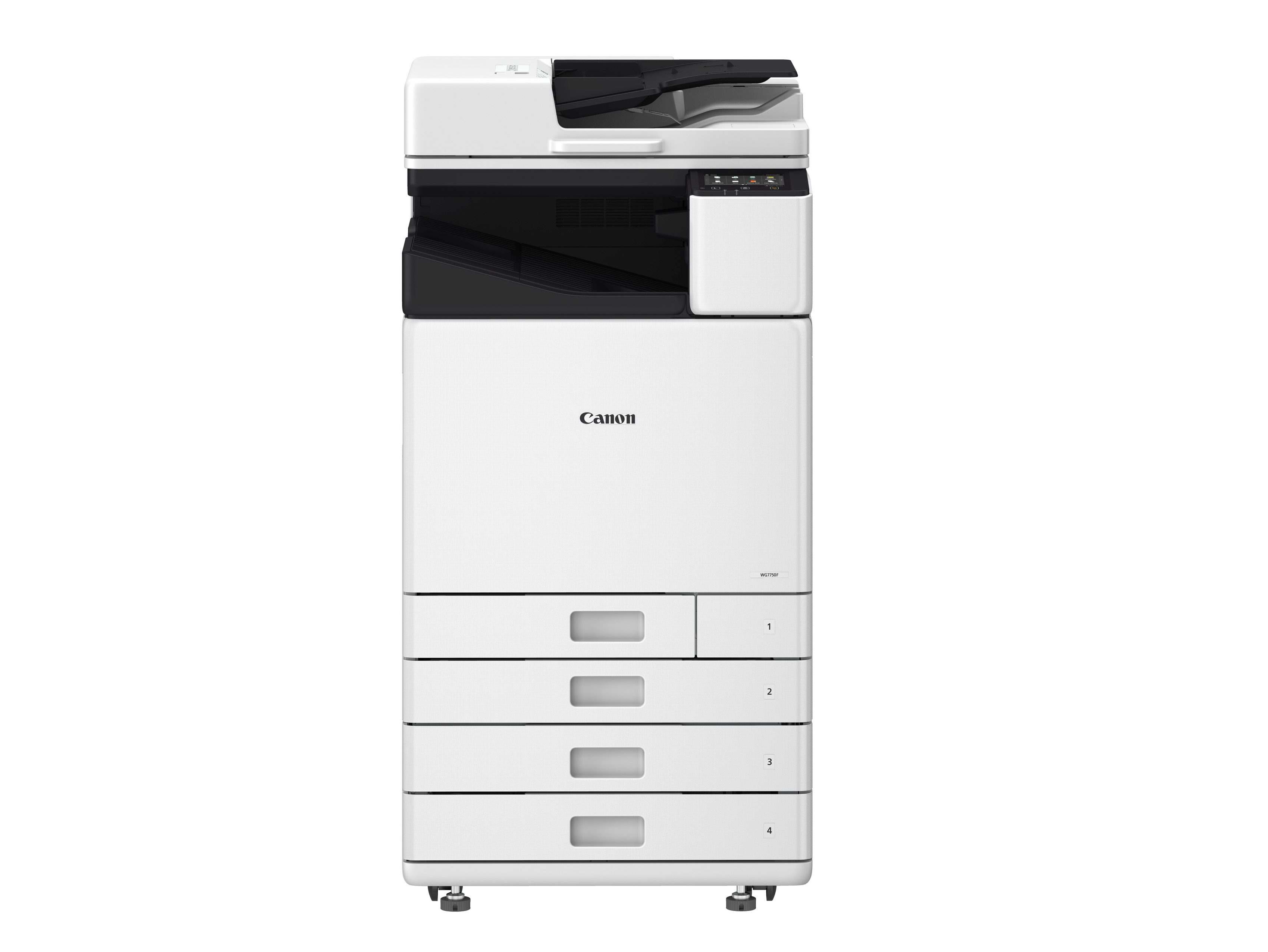 Canon Unveils its First A3 Enterprise Inkjet Business Printers to Boost Business Productivity