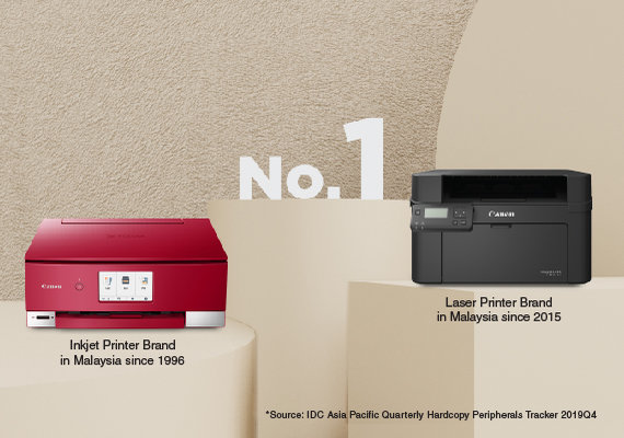 Canon Remain Steadfast As Global Leader in Printing Industry