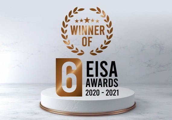 Canon Wins Six 2020 EISA Awards