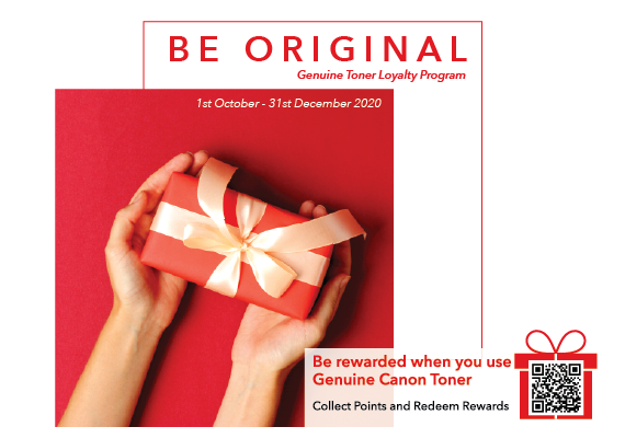 Canon Unveils Genuine Toner Loyalty Program