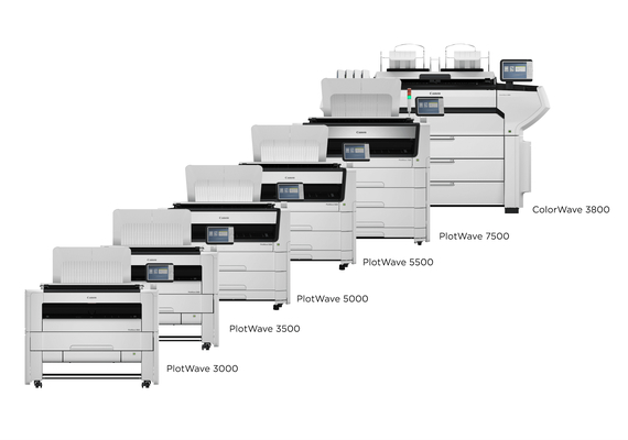 Automate System - Authorised Distributor for Canon's Technical  Document Systems