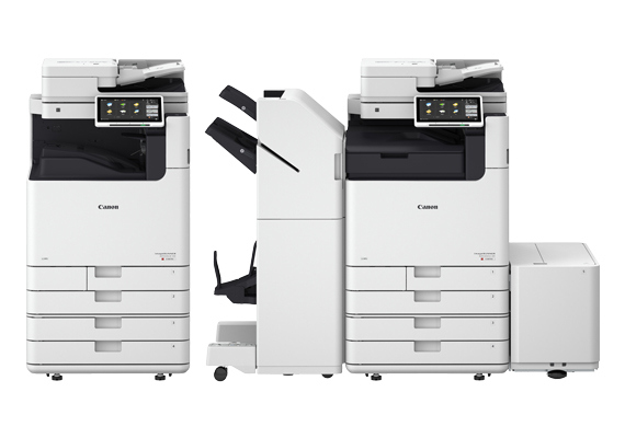 New Canon imageRUNNER ADVANCE DX C5800i Series Supports Businesses in Accelerating Digital Transformation