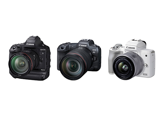 Canon Celebrates 18th Consecutive Year of No. 1 Share of Global Interchangeable-lens Digital Camera Market