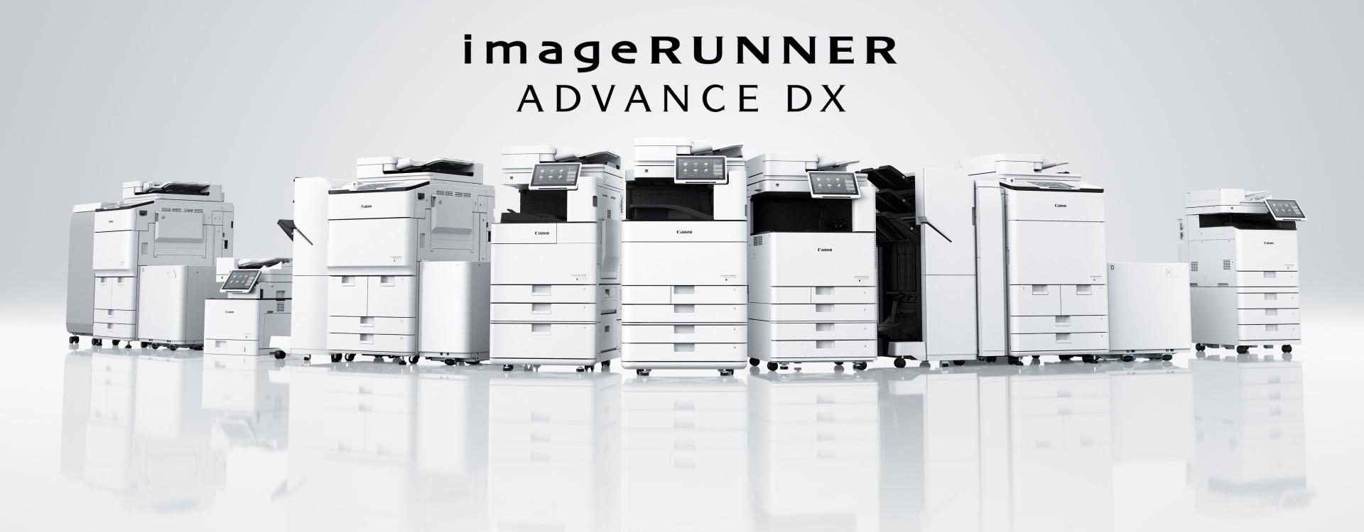 imageRUNNER ADVANCE DX_Banner 4
