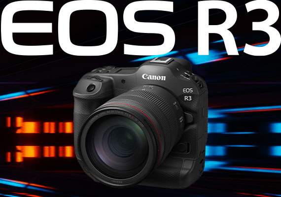 Canon Redefines Speed and Performance With The Latest EOS R3