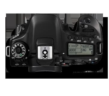Interchangeable Lens Cameras - EOS 80D (Body) - Canon Malaysia